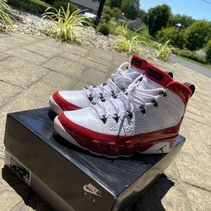 Jordan retro 9's